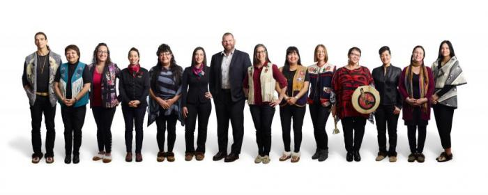 First Nations Health Programs staff.