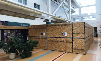 New Outpatient Laboratory Services area at Whitehorse General Hospital.