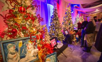 Northwestel Festival of Trees