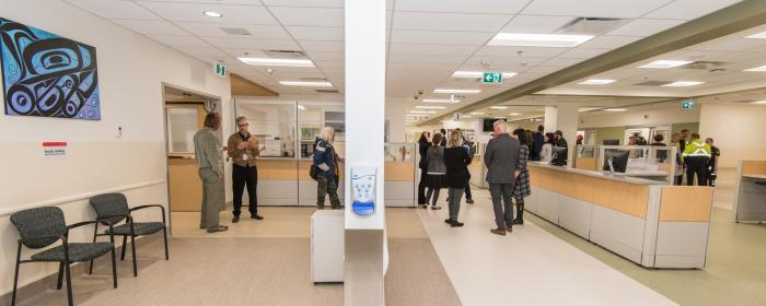 WGH's new emergency department opens to patients on January
